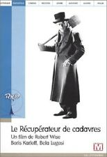 31009//LE RECUPERATEUR DE CADAVRES COLLECTION RKO DVD NEUF