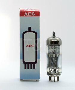 ECH81 - 6AJ8 AEG Válvula nueva new nos tube lampe röhre tested