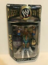 WWE WWF Gorilla Monsoon Classic Superstars Jakks Wrestling Figure Series 10