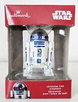 Hallmark Star Wars The Last Jedi R2-D2, Christmas Tree Ornament 2018, # 2HCM3202