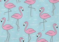 A1 Flamingoe Large Canvas Poster Art Print 60x90cm 180gsm Wall Decor Gift #15774