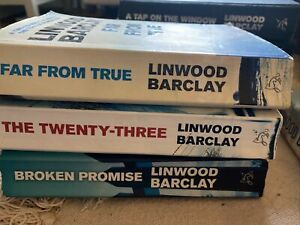 Promise Falls Trilogy Linwood Barclay 3 Books Paperback
