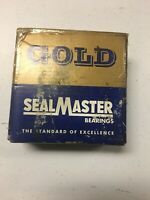 SealMaster Gold Line Bearing FB-12T 3/4, New And Free Shipping