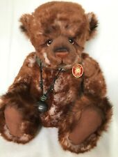 """CHARLIE BEAR """"Walter"""" Designed by Isabelle Lee 18 inches"""