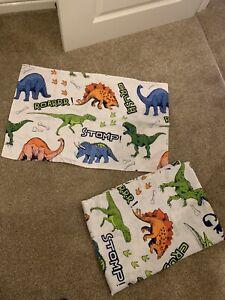 Dinosaur Single Bedding Duvet Cover
