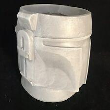 Star Wars BOBA FETT Helmet Planter Garden Statue or Home Ornament