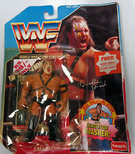 RARE Funskool Hasbro WWF Demolition Smash Wrestling Figure, The WWE Barry Darsow