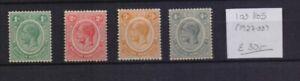 ! Honduras 1927-1933. Stamp. YT#103/105. €30.00!