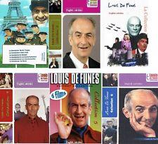 Louis de Funès. ALL 6 Collections. Comedy, French. English Subtitles. De Funes