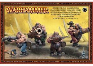 Games Workshop Citadel Details about  /Warhammer Fantasy Ogre Kingdoms Tyrant NIB Metal OOP