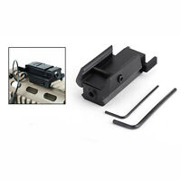 Mini Low Profile Red Dot Sight 20mm Picatinny Weaver Rail For Pistol Gun A