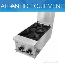 side burners for WOK Gasmax 2OBL LPG Gas 2