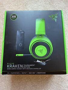 Razer Kracken Tournament Edition Wired Gaming Headset