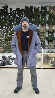 Genuine Soviet Army Winter Jacket MABUTA ARCTIC for Special Force GRU. Size 52/5