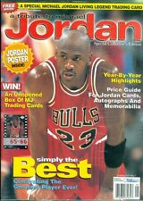 1999 A Tribute To Michael Jordan Special Collector's Edition Magazine by Krause