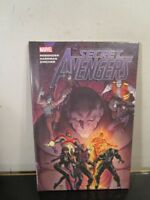 SECRET AVENGERS by RICK REMENDER VOL #1 HARDCOVER Marvel Comics~
