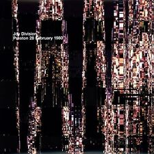 Joy Division - Preston 28 February 1980 LP REISSUE NEW / LAVENDER VINYL LMTD ED