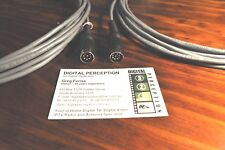 Bang & Olufsen Compatible PowerLink Mk3 Beolab Speaker Cables 5M x 2  Free Post