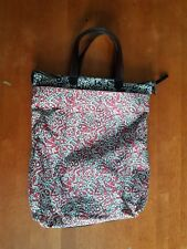 B Store Mens Shopper Bag - Liberty Print Collaboration. Rare