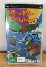 Me and My Katamari-Sony Psp (neuf & scellé) (CAS endommagé)