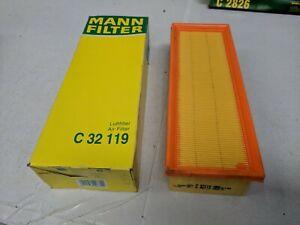 MANN AIR FILTER C32119 CITROEN SAXO PEUGEOT 106 1.6 PETROL