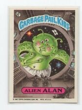 Alien Alan Garbage Pail Kids Card # 283 A   NEXT DAY SHIP AFTER PAYMENT