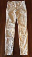 J BRAND  USA Womens Light Apricot Sherbet Style 811 Jeans Skinny Leg Jeans ~ 27