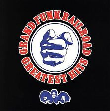 Greatest Hits [Remaster] by Grand Funk Railroad CD 2006 SEALED NEW