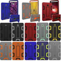 For Samsung Galaxy TAB A 8.0 Defender Shockproof Protector Resistant Case Cover