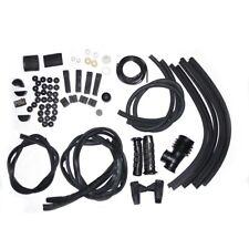 Lambretta Complete Rubber Kit Black LI 150 Series Model