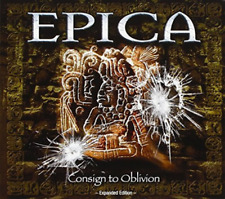 EPICA-CONSIGN TO OBLIVION - EXPANDED EDITION CD NEW