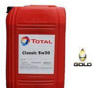 5w-30 TOTAL Classic / 1 x 20 Liter Motorenöl