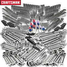 Craftsman Tools 444 pc Mechanics Tool Set w/ 84T Ratchets, Wrenches, Sockets SAE