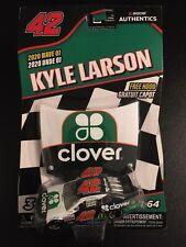 New! Kyle Larson 1/64 #42 Clover 2020 Nascar Authentics Wave 1