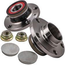 2x Radnabe Radlagersatz inkl. ABS-Ring Hinten für VW Polo 6R & 9N + Skoda Fabia
