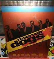 [Blu-ray] Reservoir Dogs steelbook - VF NON INCLUSE - RARE - TRÈS BON ÉTAT