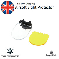 Rifle Sight Scope Lens Protector Screen Cover Shield Airsoft Paintball UK