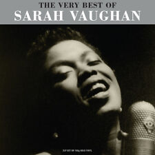 Sarah Vaughan - The Very Best Of (2LP Gatefold Gold 180g Vinyl) NEW/SEALED