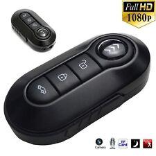 Ultra HD Auto Schlüssel Anhänger Key Spy Spionage Mini Cam Kamera 1080P - A19