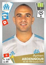 Stickers Panini Foot Championship of France 2017-18 N°210