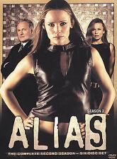 Alias: Season 2 DVD 2003