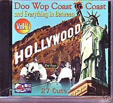 Surtout-doo wop Coast to Coast CD