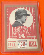 "2013 Hometown Heroes KENT HRBEK GOLD SP ""City Hall"" Twins #CH14 Panini Insert"