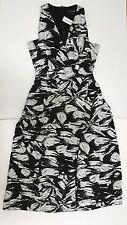 Yigal Azrouel Fringe Print Wrap Dress NWT $1490 Sz 10