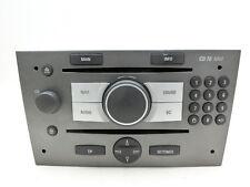 Opel Signum 03-05 sistema de navegación Navi cd70 radio 13113150