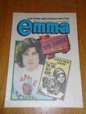 EMMA #65 19TH MAY 1979 BRITISH WEEKLY JOHN TRAVOLTA_
