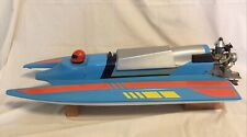 Rc 3.5 Outboard Pickle Fork Tunnel Hull Boat
