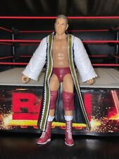 WWE LORD STEVEN WILLIAM REGAL WCW WRESTLING FIGURE ELITE SERIES 45 MATTEL NXT