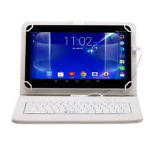 "iRULU 10.1"" Google Android 6.0 Tablet PC Quad Core 16G Dual Camera with Keyboard"