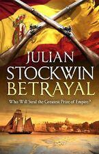 Betrayal: Thomas Kydd 13,Julian Stockwin